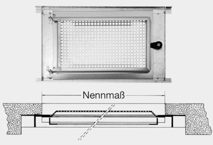 Relativ Brista | Stahlkellerfenster PF02